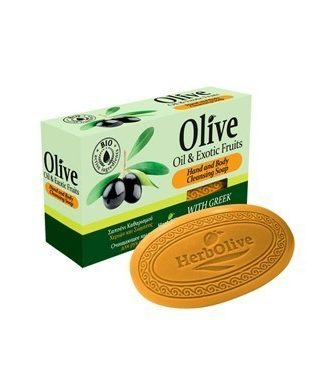 Herbolive Bridge Soap with Exotic Fruits 85gr
