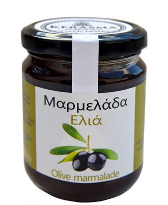 Marmalade from Olives