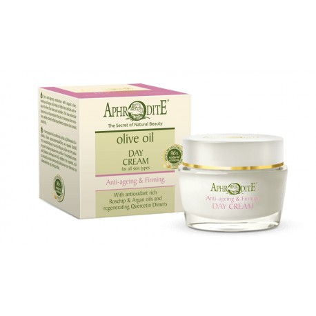 Our anti-ageing moisturizer helps to fight free radicals, reduce the first lines and wrinkles and improve skin firmness.
