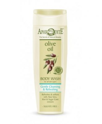 Moisturizes and thoroughly cleanses your skin.