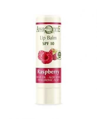 . Our APHRODITE all-in-one lip treatment moisturizes and protects with SPF 10