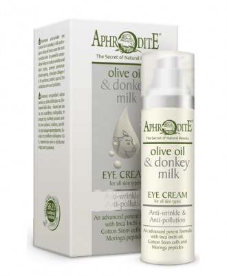 An intensive anti-wrinkle eye cream that aids to reduce visible wrinkles and dark circles, while acting as a shield against the effects of pollution and oxidative stress.