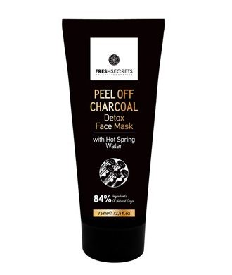 Face mask for intensive cleansing, tonifying and rejuvenation of the skin.