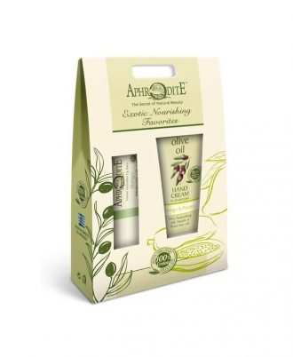 Experience and share among your loved ones the moisturizing benefits of olive oil with this thoughtful gift.