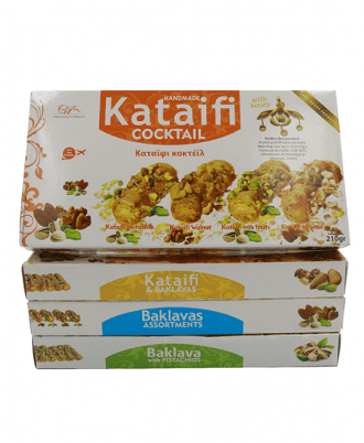 Kadaifi is a sweet of the pan or a syrupy sweet that is found in several cuisines of the countries of the Middle East and the former Ottoman countries.
