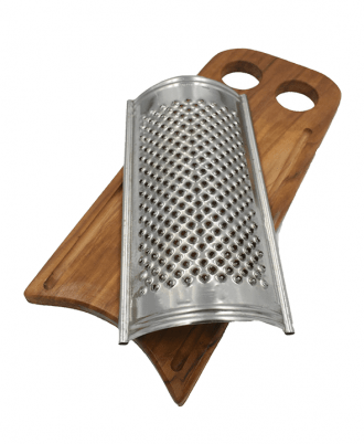 Olive Wood Cheese Grater 24cm