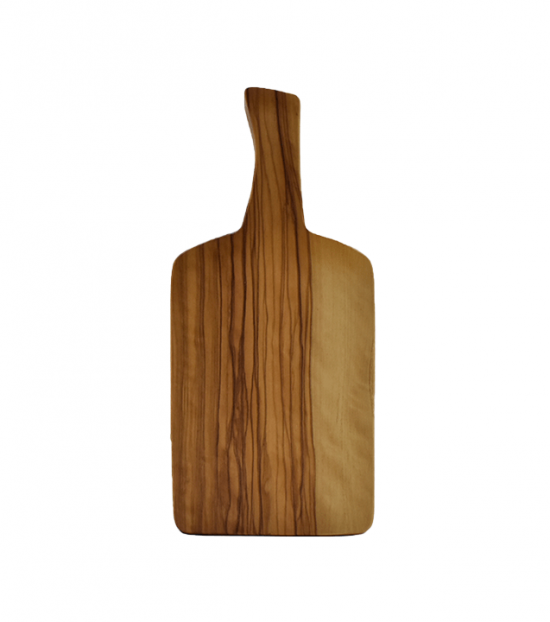 WOODEN CHOPPING BOARD FROM OLIVE WOOD